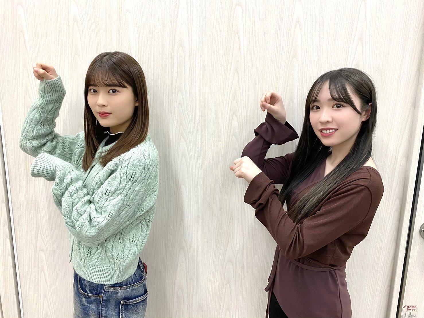 乃木坂46「猫舌SHOWROOM」 岩本蓮加 渡辺みり愛