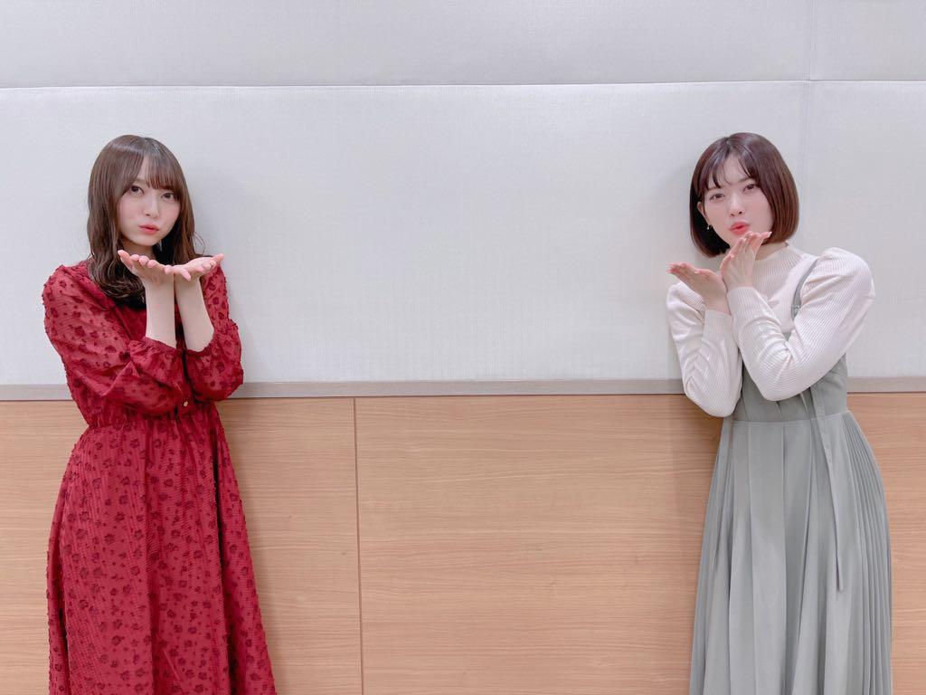 沈黙の金曜日 弓木奈於 伊藤純奈