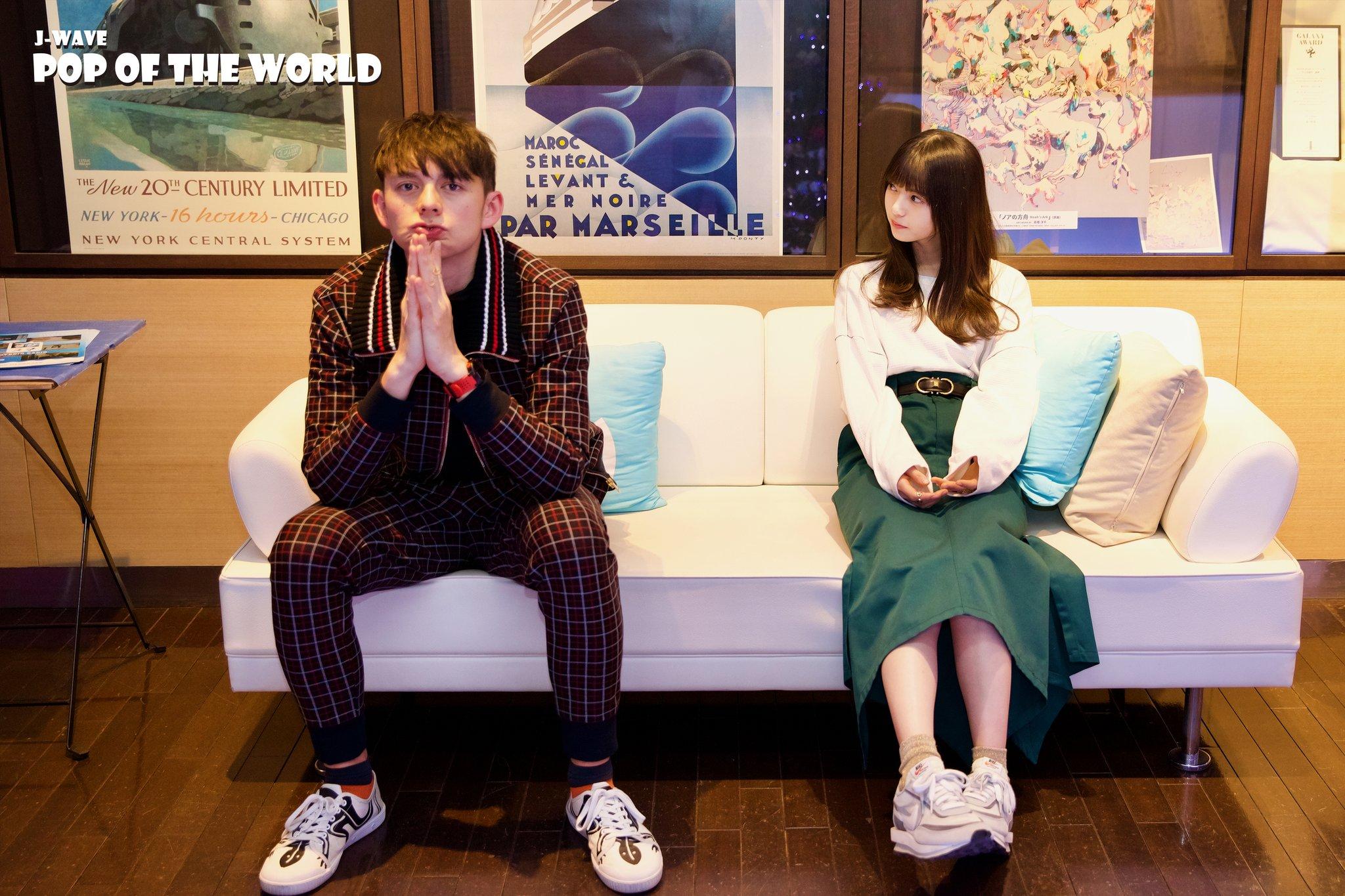 齋藤飛鳥 POP OF THE WORLD