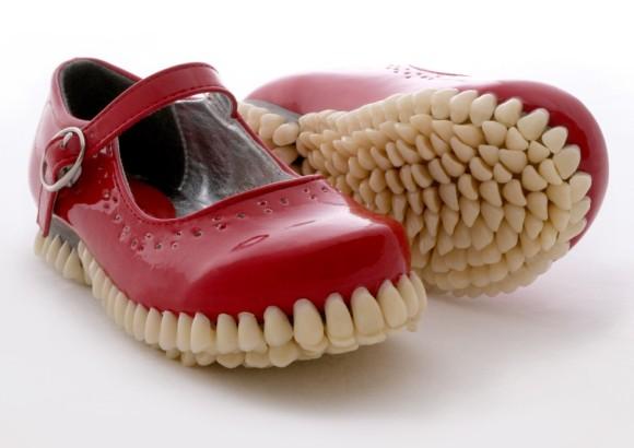 ■歯底靴■