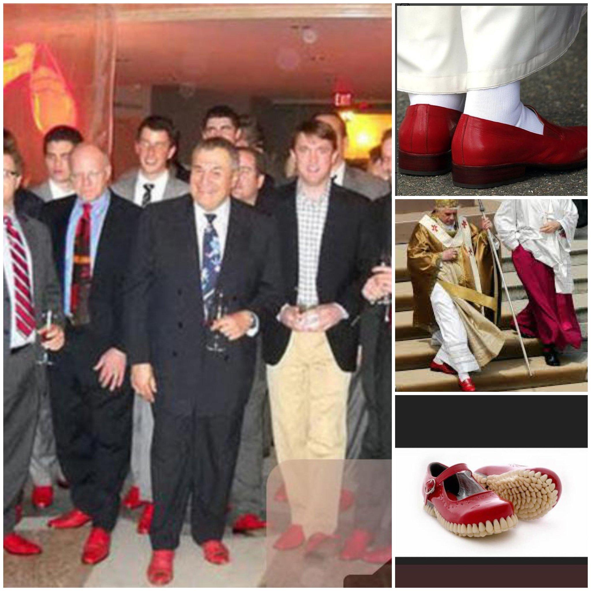 ■赤い靴■