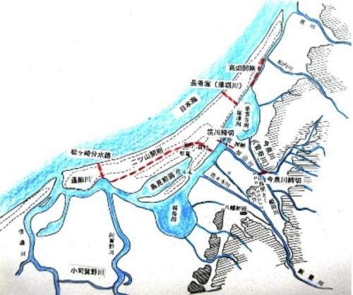 新潟県干拓