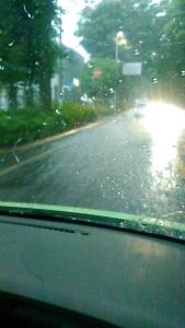 200608 土曜の大雨