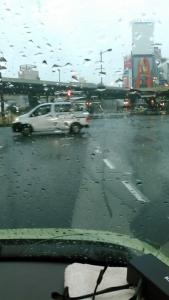 210216 雨が降りました