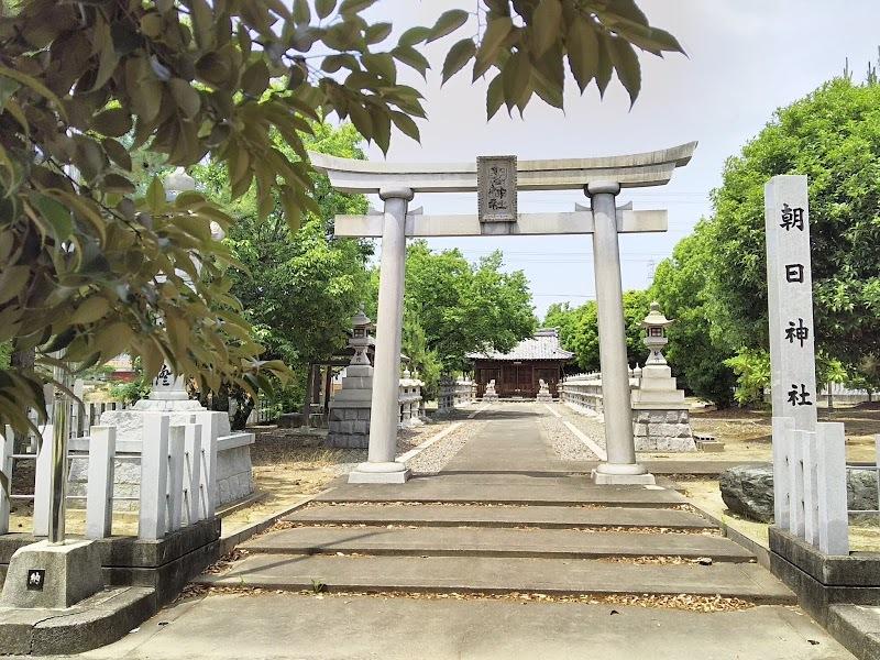 朝日神社北方町