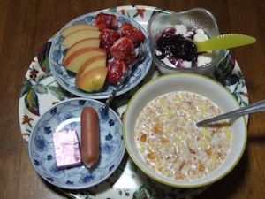 3/15 朝食