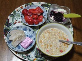 4/9 朝食
