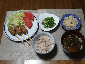 4/22 夕食