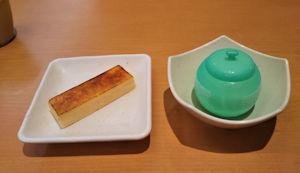 3/14 昼食 デザート