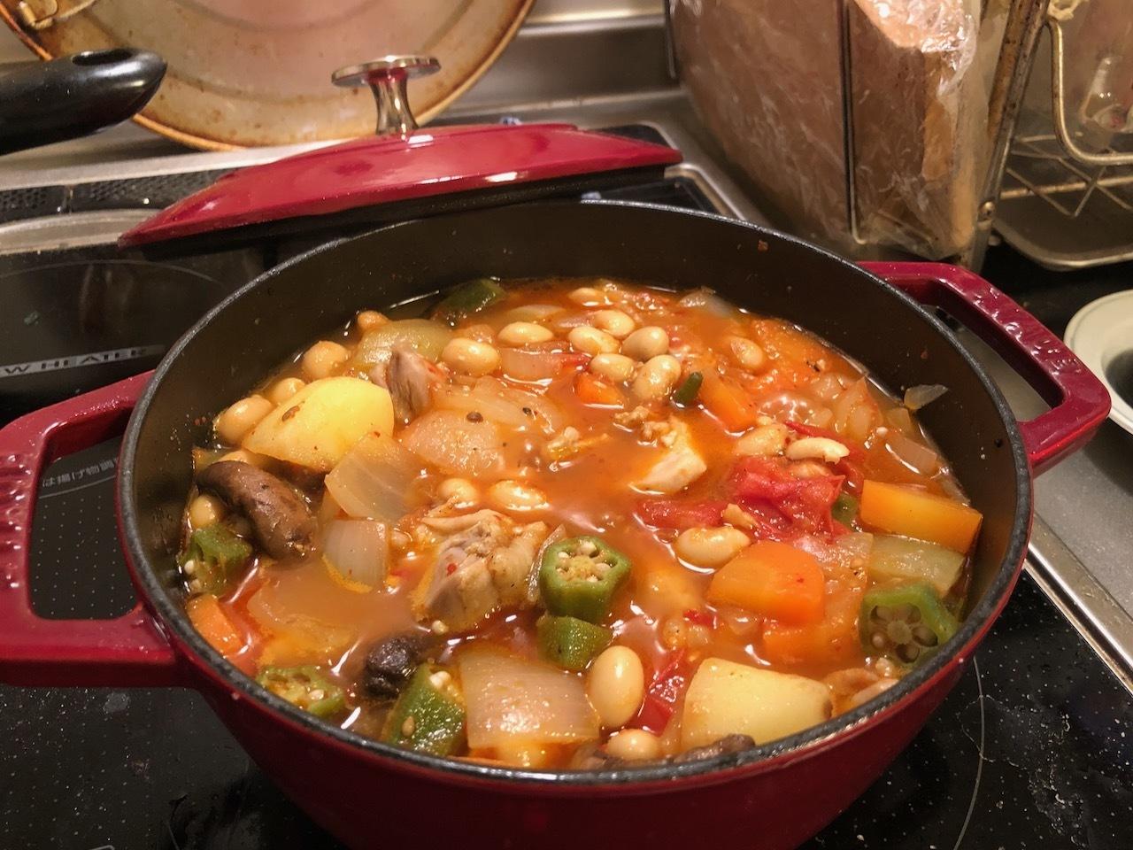 ■ ハリッサスープ モロッコ料理