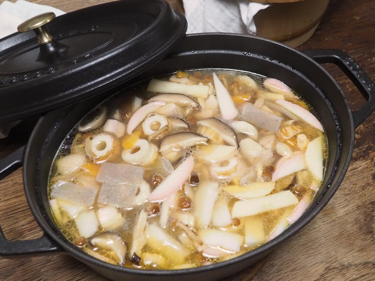 ■ のっぺ 新潟の郷土料理