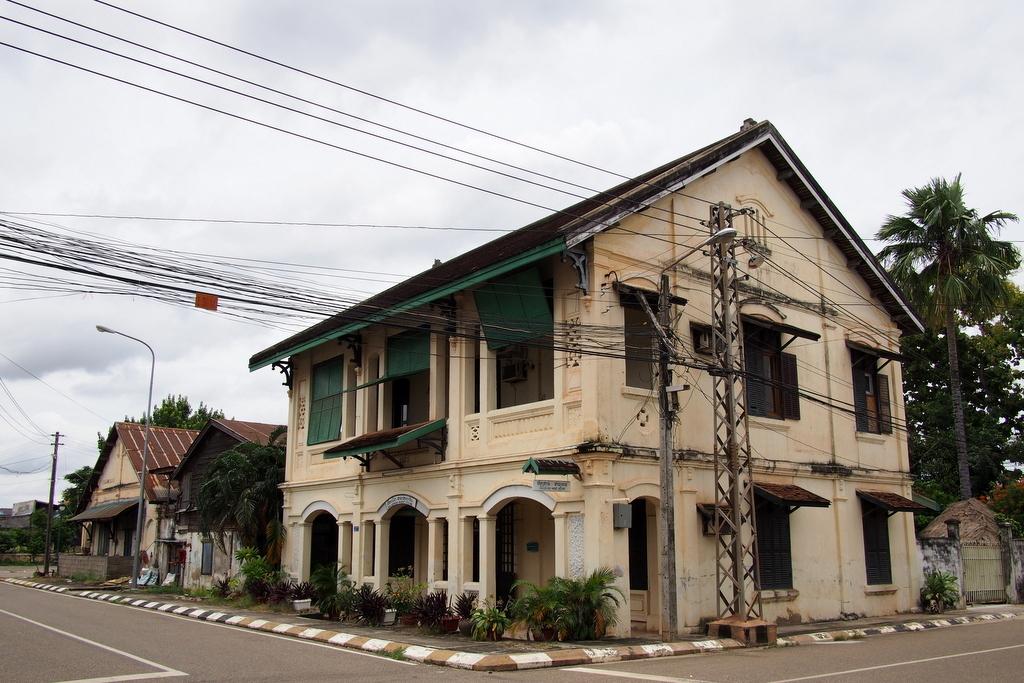 ■ Sala Savan Guest House / Savannakhet, Laos