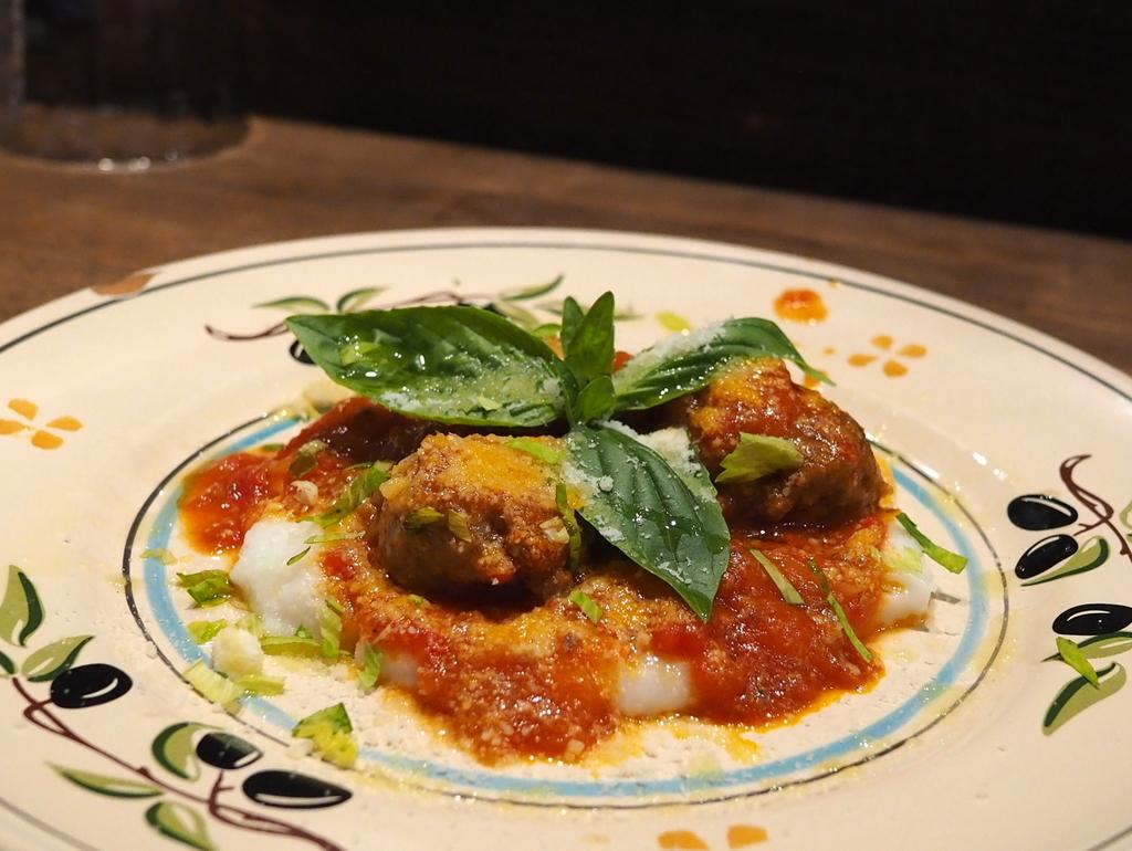 ■ シチリア料理 トラットリア アリア