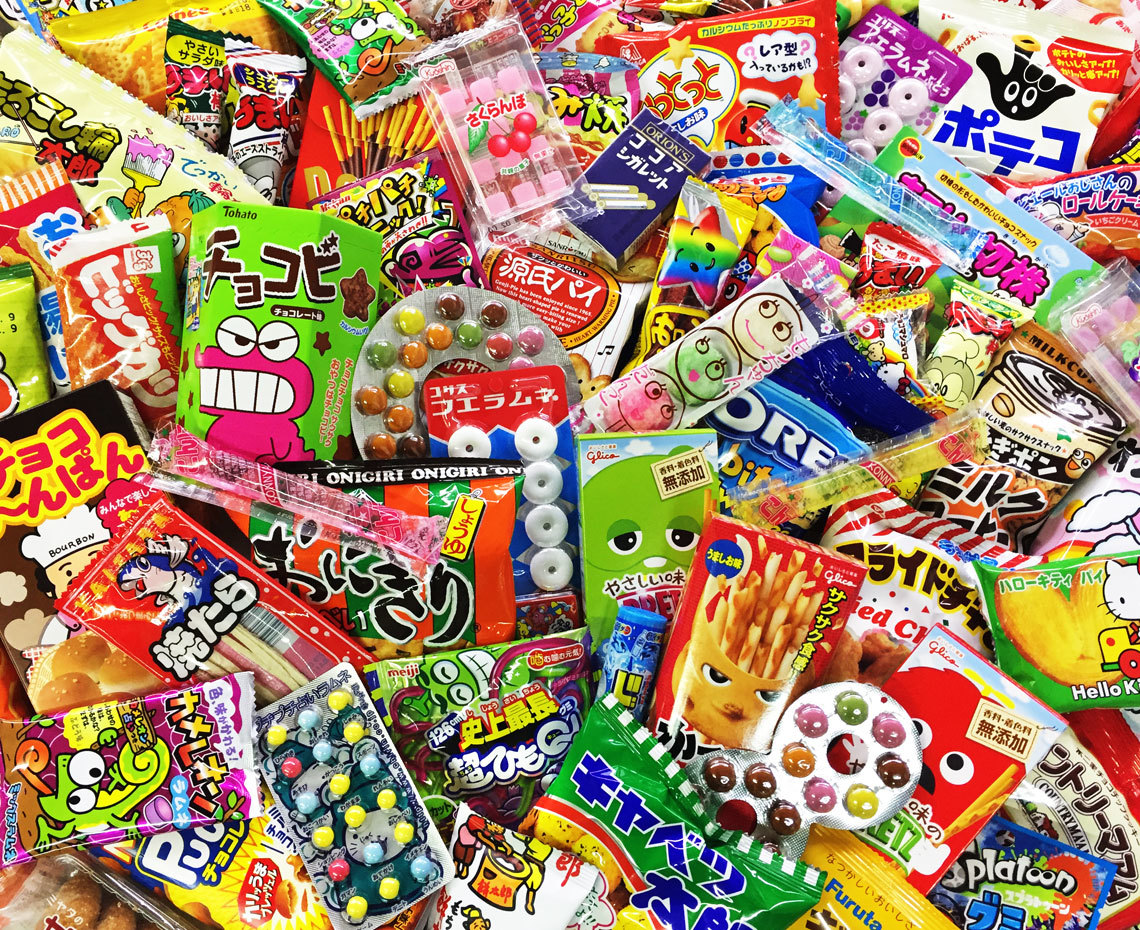 お菓子売り場2