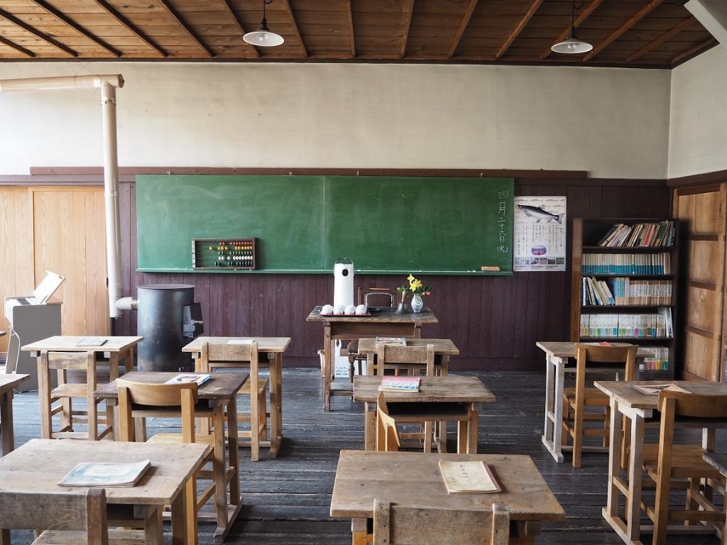 田舎の学校