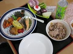 日清医療食品さんの食事🍴