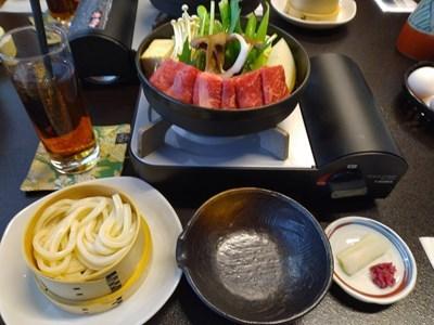 s-近江牛すき焼き