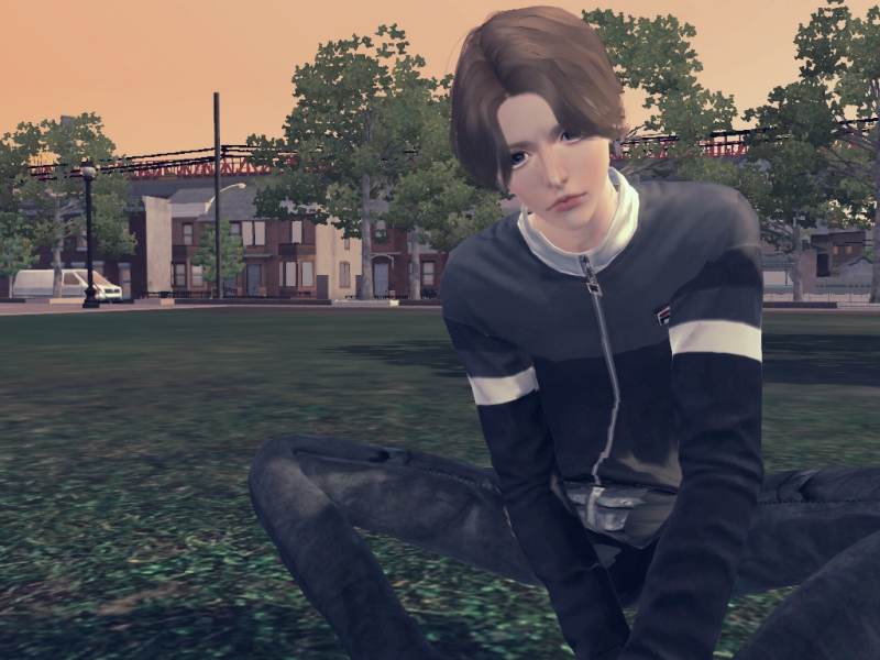 Sims3 NY「Boroughsburg」& GG