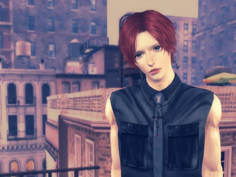 Sims3 トロイ・シヴァン(Troye Sivan)