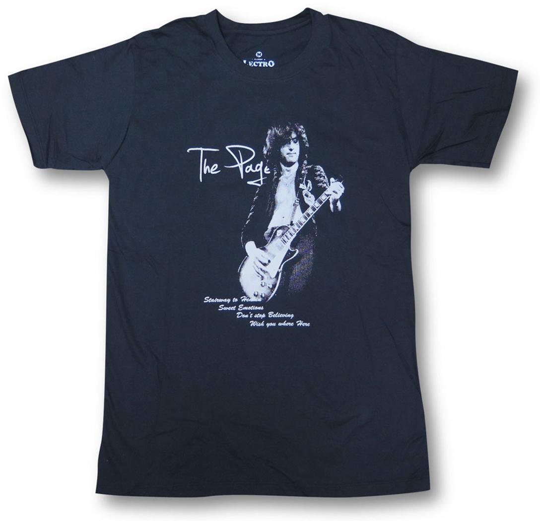 ジミーペイジTシャツ