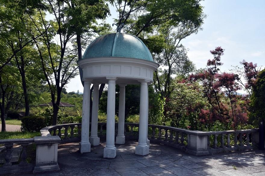 鶴見・イギリス庭園とスモークツリー (2)