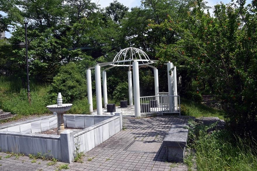 鶴見・トルコ庭園とバラ (8)