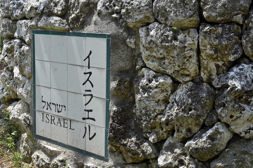 鶴見・イスラエル庭園とザクロ (1)