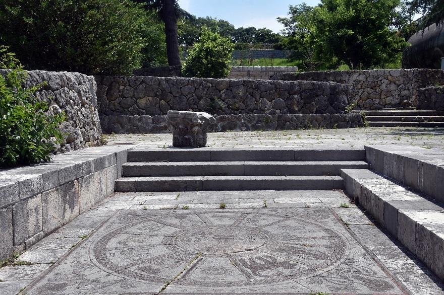 鶴見・イスラエル庭園とザクロ (2)
