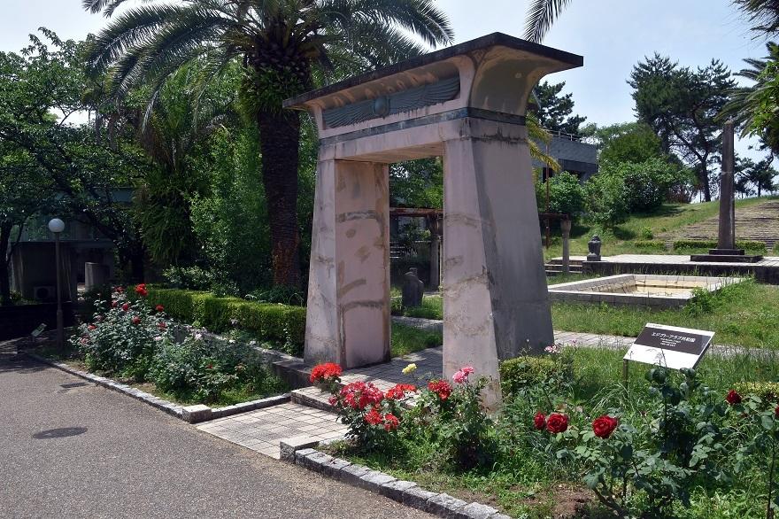鶴見・エジプト庭園とバラ (0)