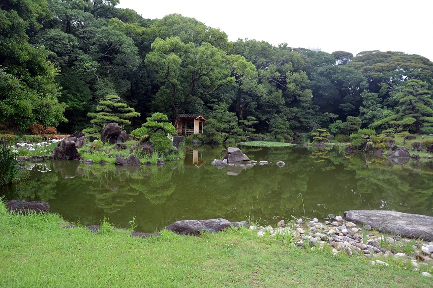 慶沢園・梅雨 2020 (9)
