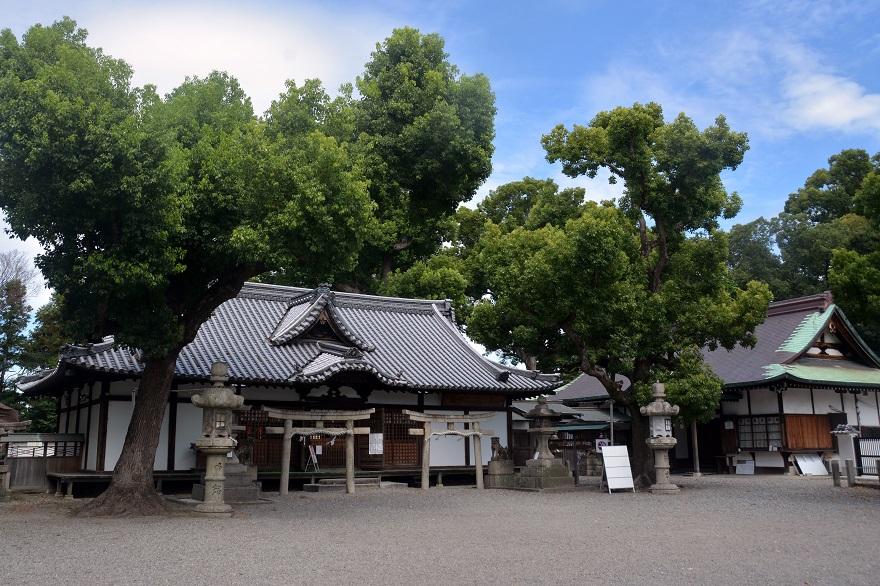 泉穴師神社・2020年8月 (0)