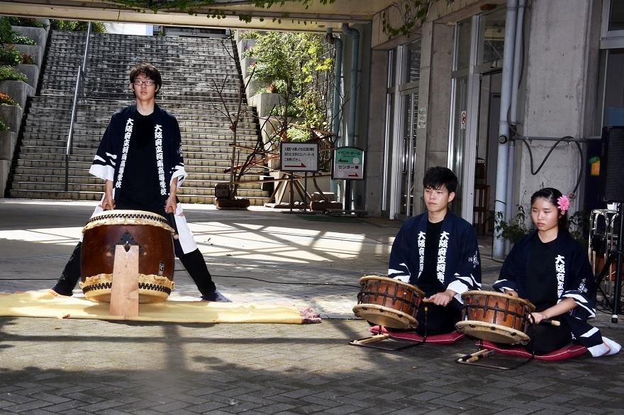 花の文化園、秋のコンサート・太鼓#1 (12)