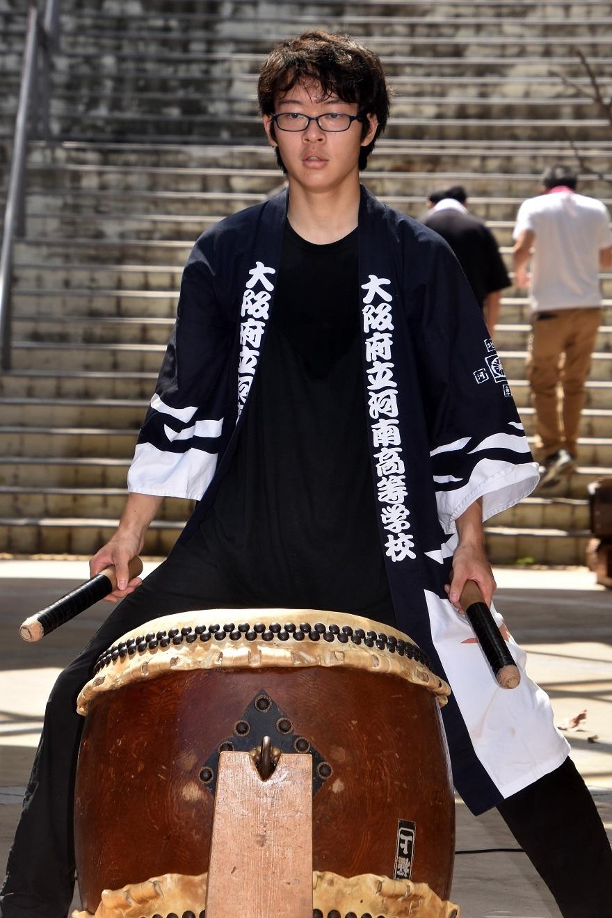 花の文化園、秋のコンサート・太鼓#1 (16)