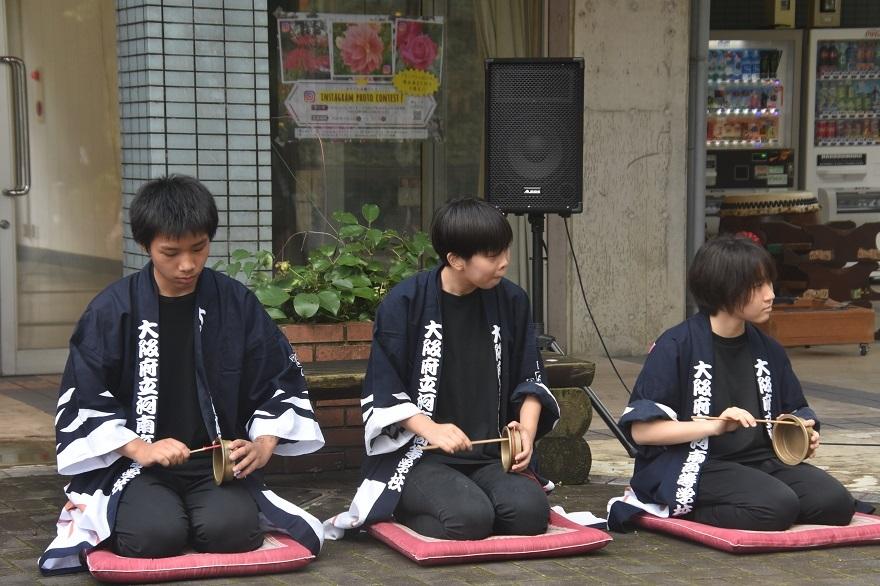 花の文化園、秋のコンサート・太鼓#1 (23)