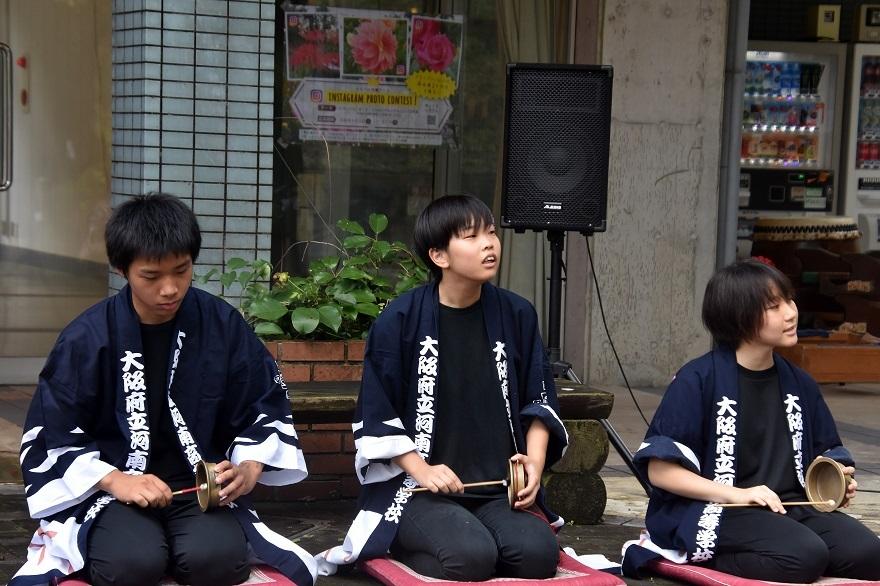 花の文化園、秋のコンサート・太鼓#1 (28)