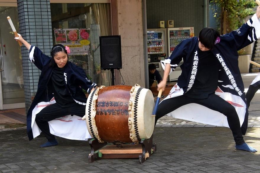 花の文化園、秋のコンサート・太鼓#1 (32)