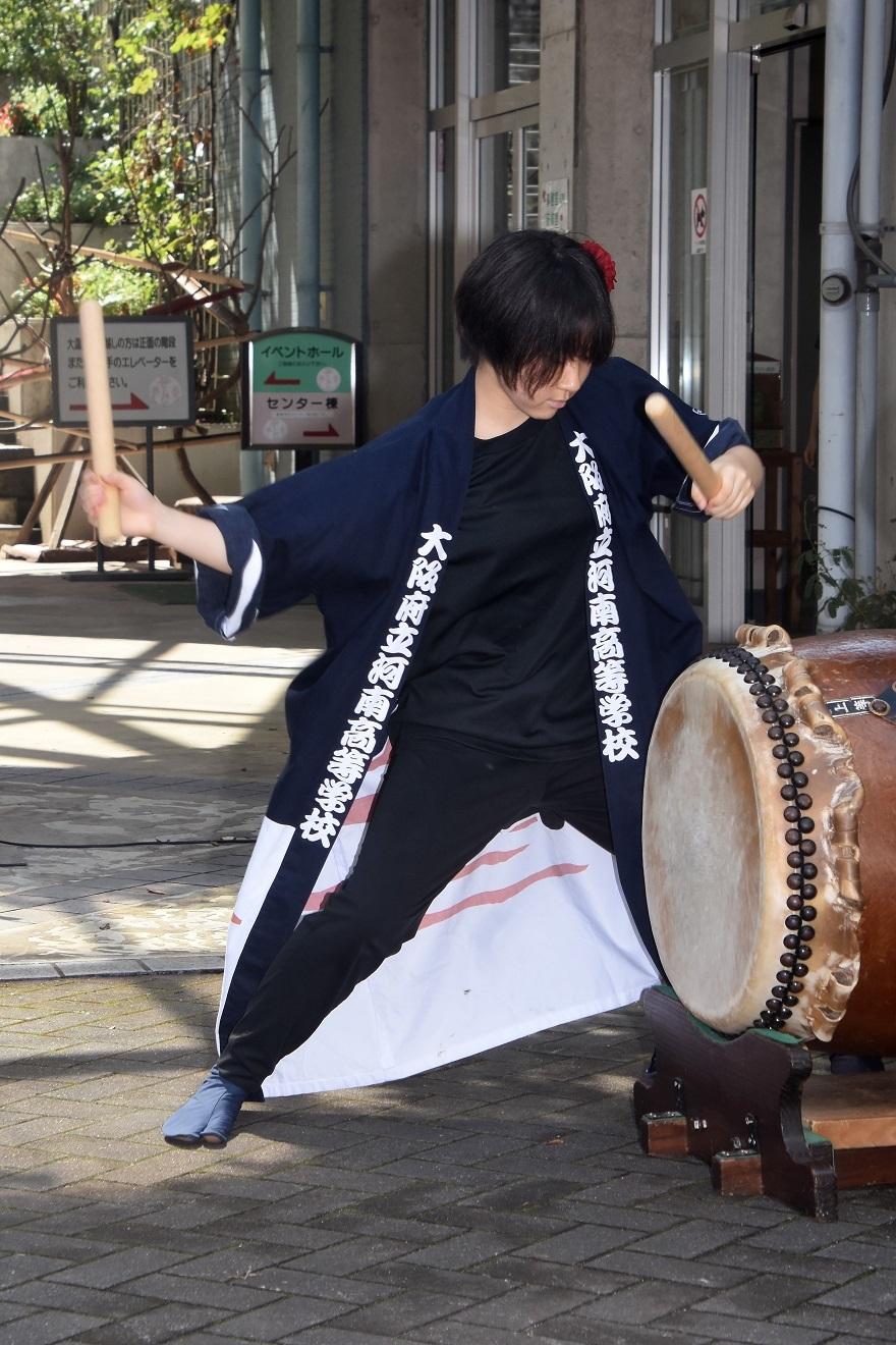 花の文化園、秋のコンサート・太鼓#1 (34)
