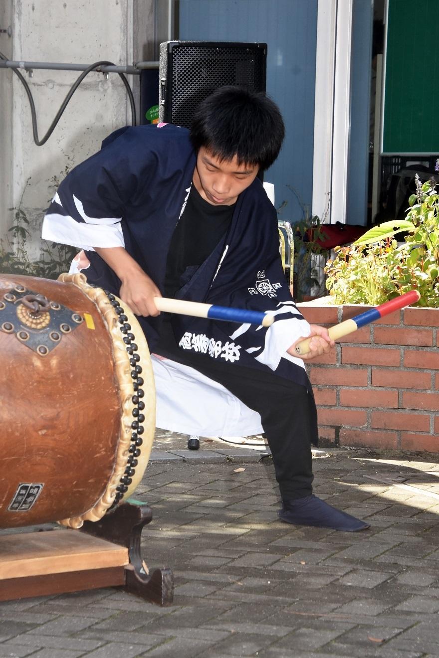 花の文化園、秋のコンサート・太鼓#1 (39)