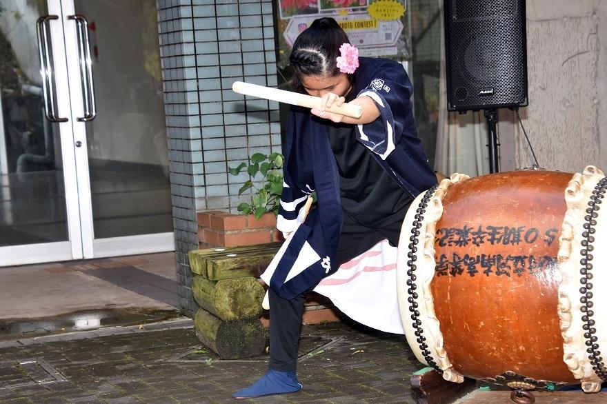 花の文化園、秋のコンサート・太鼓#1 (43)