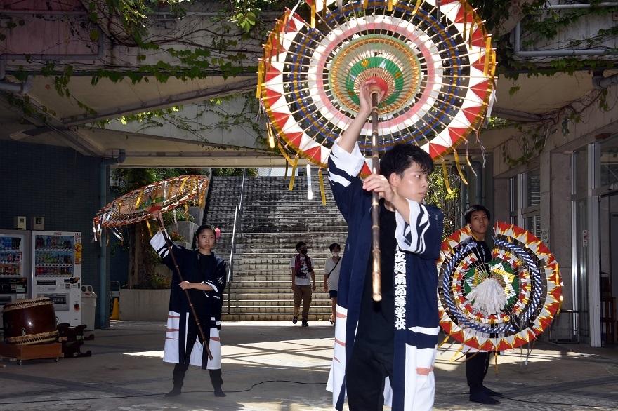 花の文化園、秋のコンサート・太鼓#2 (0)