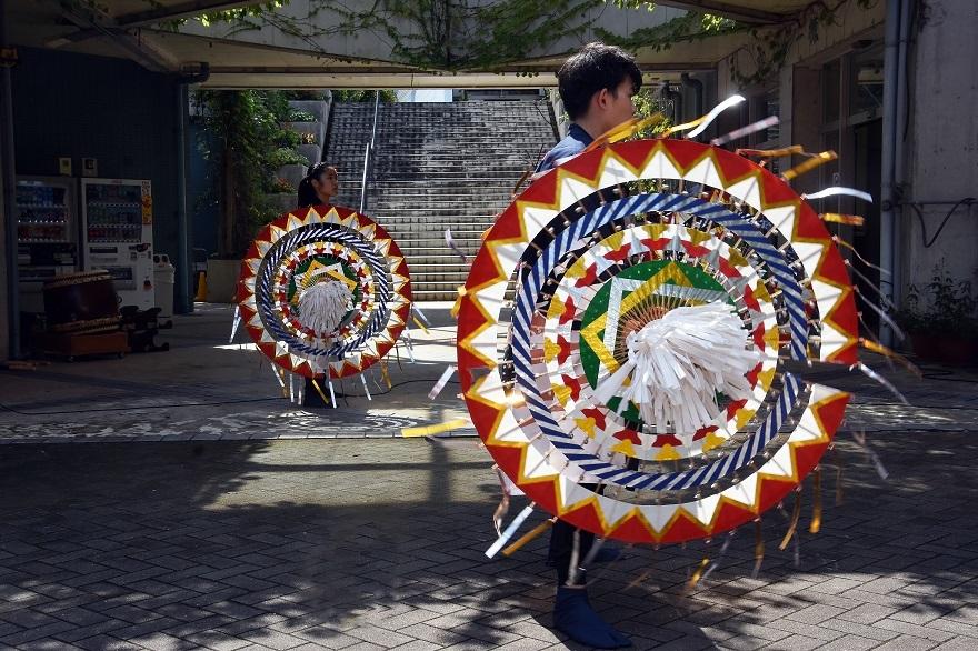 花の文化園、秋のコンサート・太鼓#2 (1)