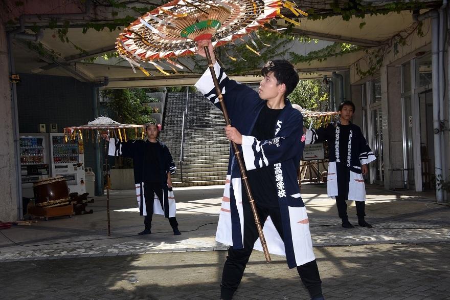 花の文化園、秋のコンサート・太鼓#2 (3)