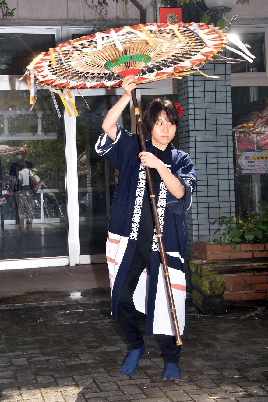 花の文化園、秋のコンサート・太鼓#2 (6)