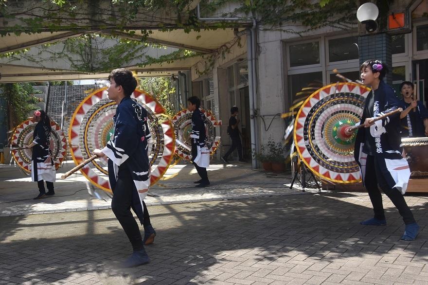 花の文化園、秋のコンサート・太鼓#2 (8)