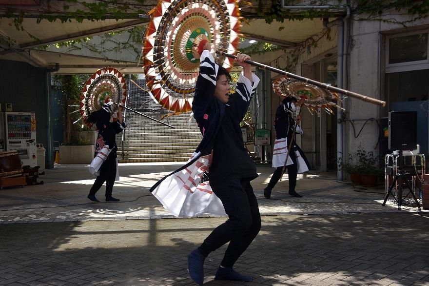 花の文化園、秋のコンサート・太鼓#2 (11)