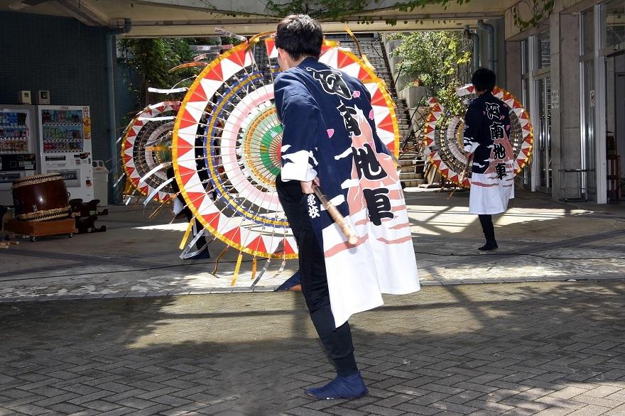 花の文化園、秋のコンサート・太鼓#2 (12)
