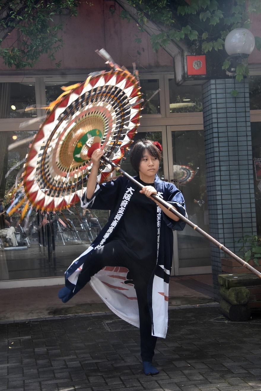 花の文化園、秋のコンサート・太鼓#2 (14)