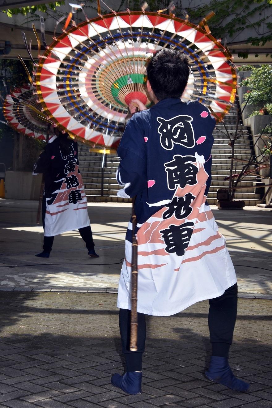 花の文化園、秋のコンサート・太鼓#2 (15)
