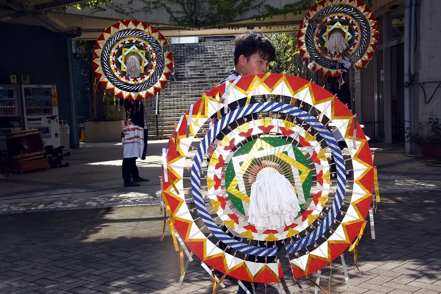 花の文化園、秋のコンサート・太鼓#2 (16)