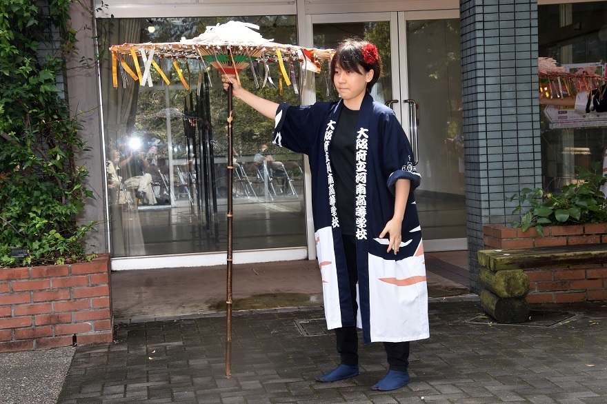 花の文化園、秋のコンサート・太鼓#2 (17)
